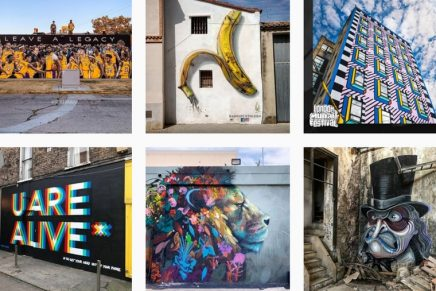 Accessible and social distanced: London Mural Festival takes street art mainstream