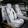gold-decorated Rolls-Royce wraith Palm Edition 999--