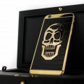 golden dreams luxury iphone6 -Masterpieces Skull Edition Black