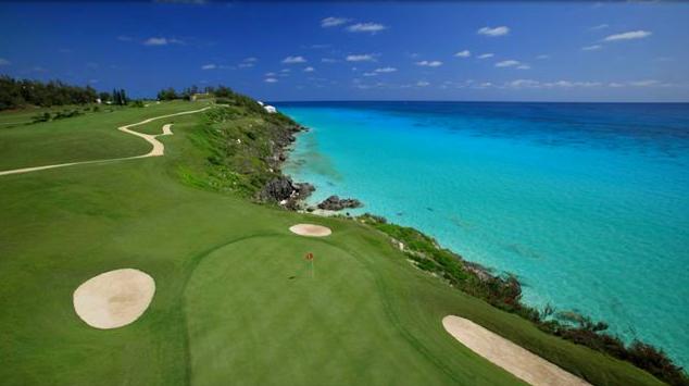 golf in bermuda 2017