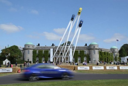 The high life: a weekend at Goodwood