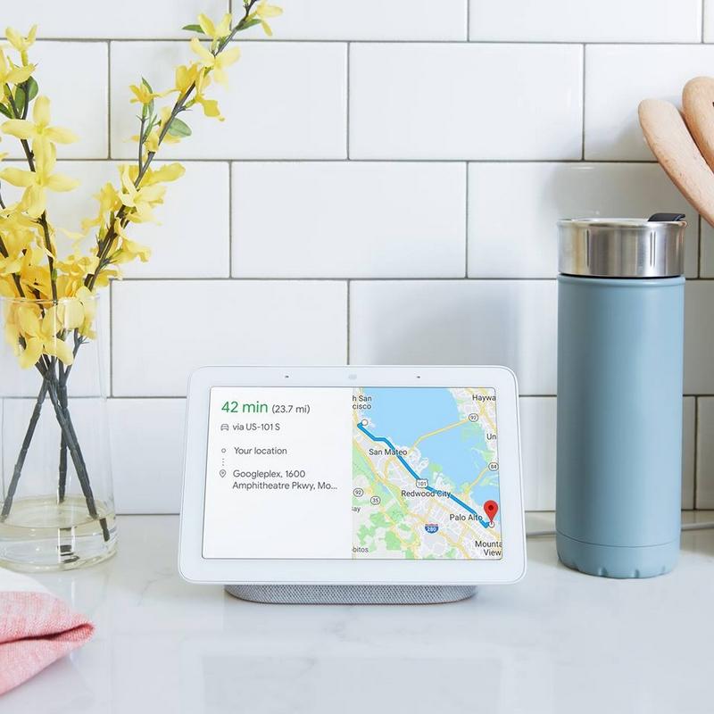 google home hub help