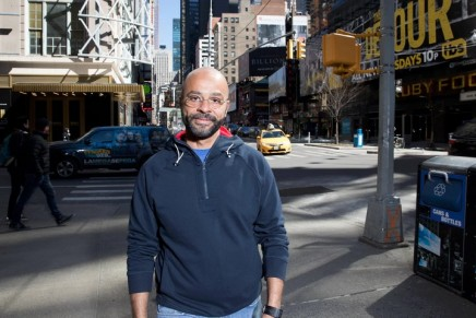 Google's Mo Gawdat: 'Happiness is like keeping fit. You have to work out'