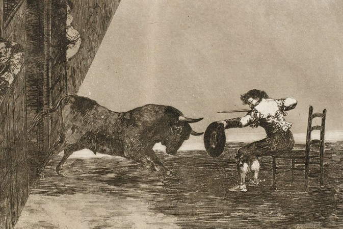 Goya etchings found in French chateau are 'once in a lifetime discovery'