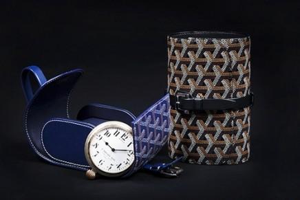 The Tourne-montre Case celebrates Goyard's most timeless ...