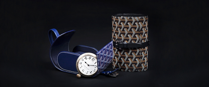 goyard for the watch industry