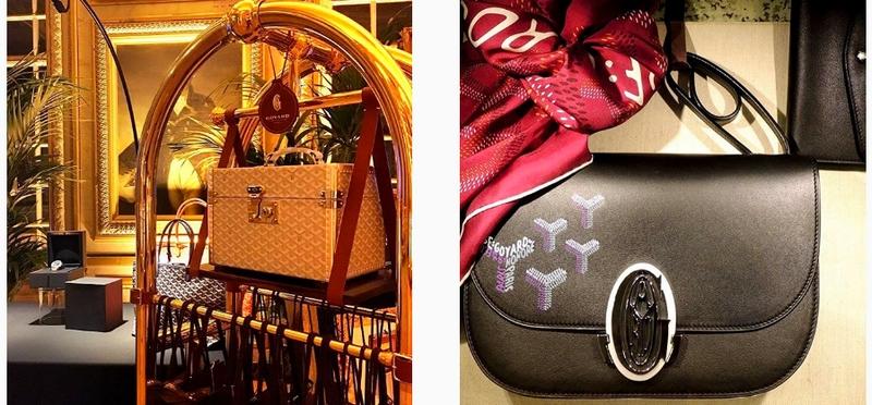 goyard luxury goods
