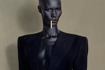 Jean-Paul Goude's best photograph: an androgynous Grace Jones