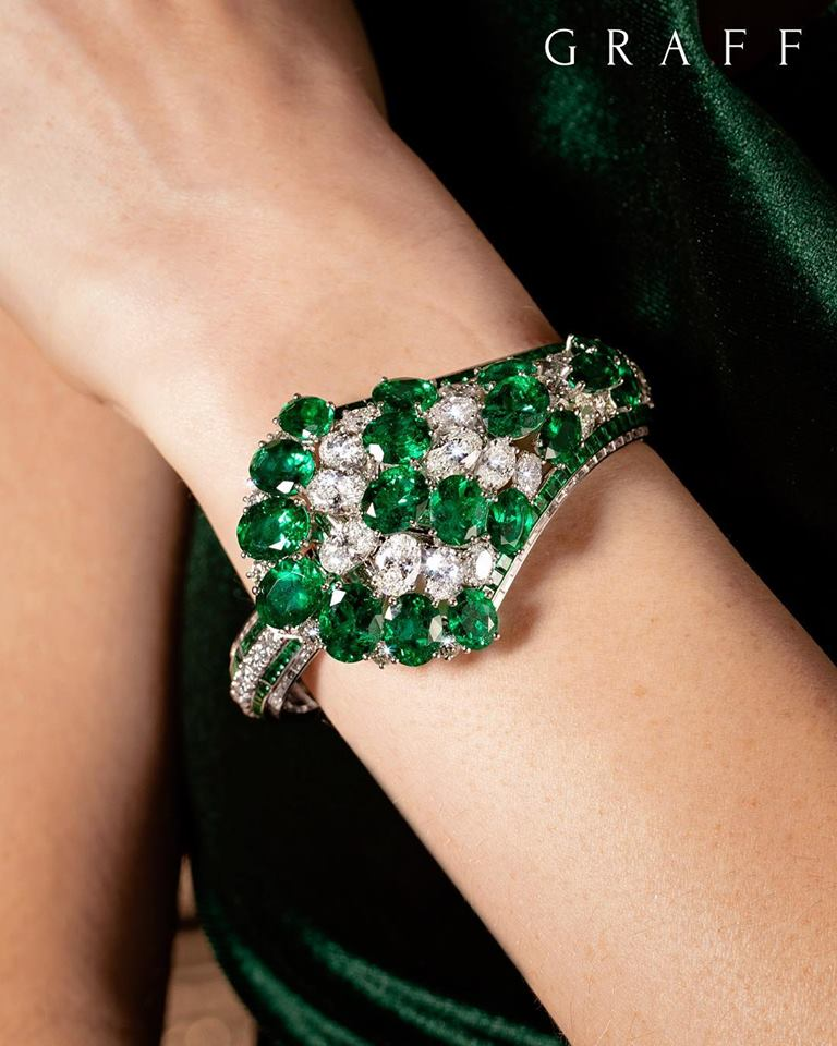 graff Diamonds for ladies 2019 Baselworld - A time-telling masterpiece-
