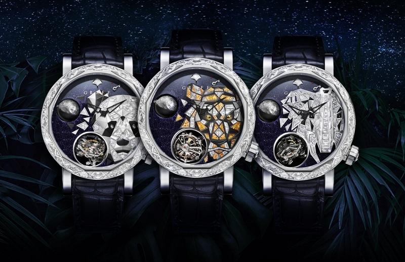graff watches for baselworld 2019 - gyrograff