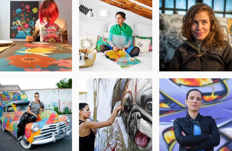 graffiti artists from around the world