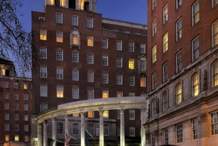 Qatari firm buys London's Grosvenor House hotel