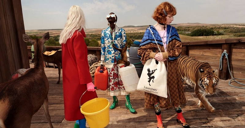 gucci campaign fall2018