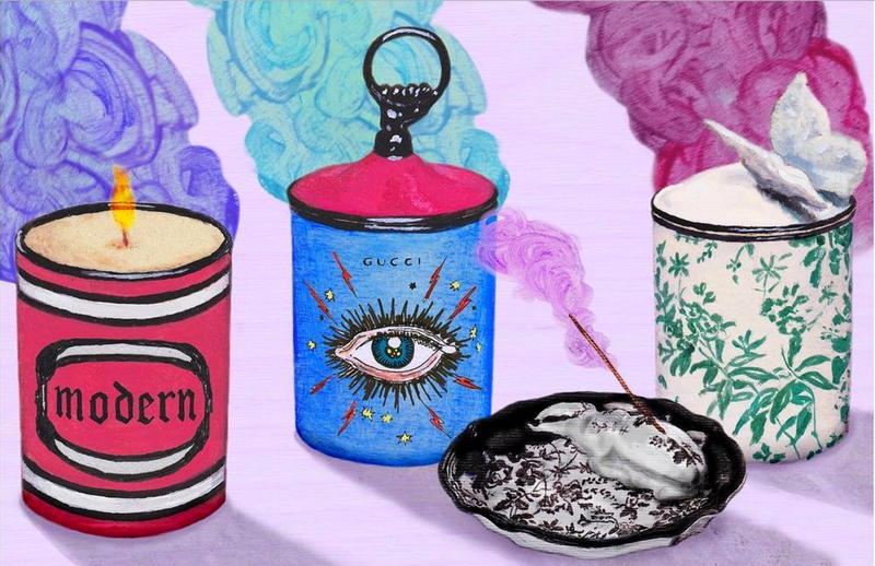 gucci decor 2017 line- richard ginori porcelain