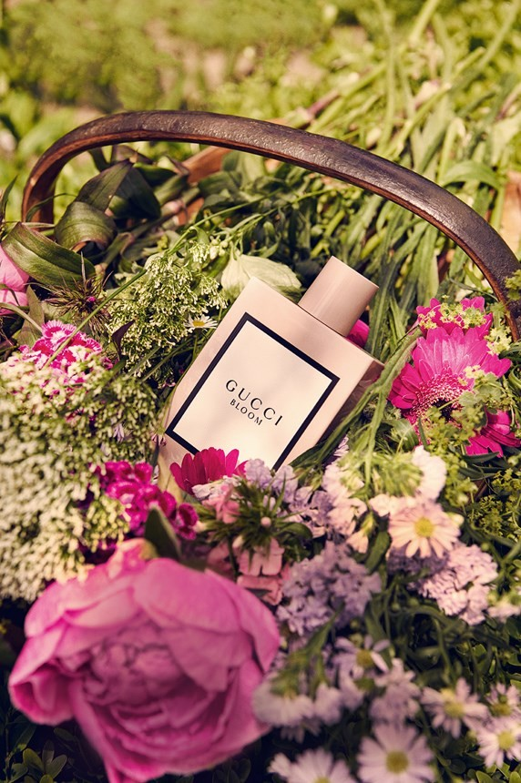 gucci garden at harrods 2017 - bloom perfume