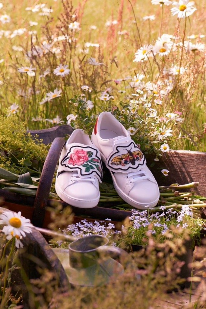 gucci garden at harrods 2017-shoes