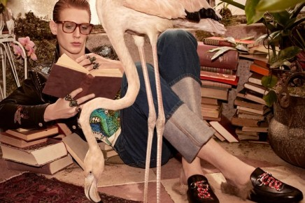 My fashion and other animals: why flamingos and leopards are in this spring