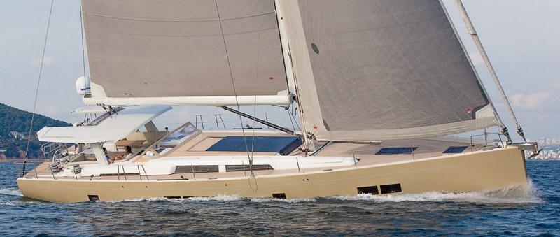 hanse 675 yacht world premiere