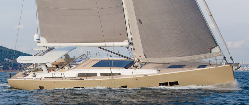 hanse 675 yacht world premiere