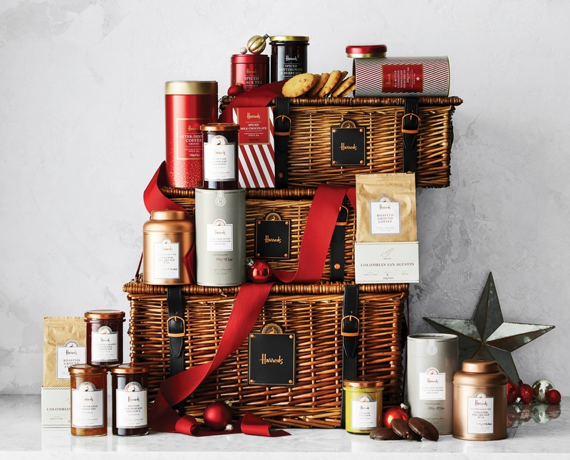 harrods hampers sonoma williams 2018