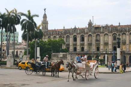 Starwood to convert Havana's most famous hotels into members of The Luxury Collection Cuba.