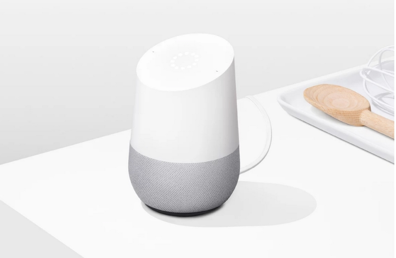 help is here - meet google home