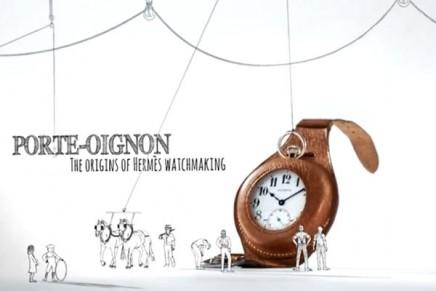 The mechanics of Hermès time