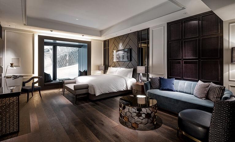 hotel art paradiso junior suite