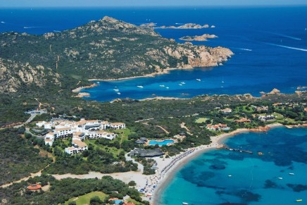 Ghibli, Quattroporte, Levante – special guests on the Costa Smeralda, Italy