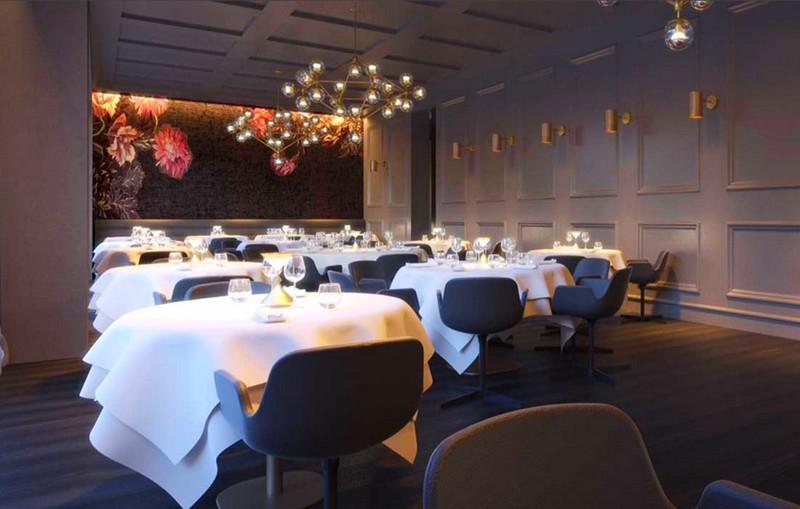 hotel viu milano 2017-the restaurants