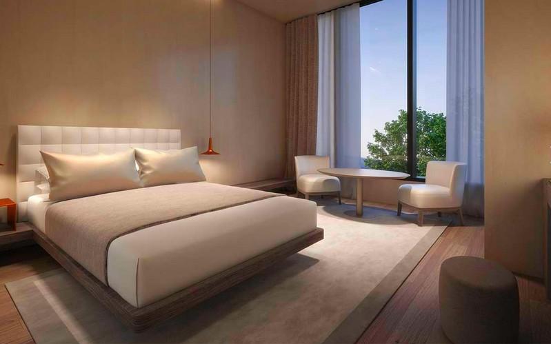 hotel viu milano 2017-the rooms