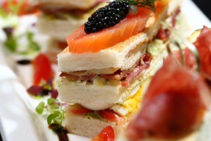 The most expensive city in the world to order a Club Sandwich