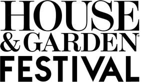 house & garden festival logo