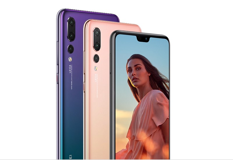 huawei P20prosmartphone 2018 version