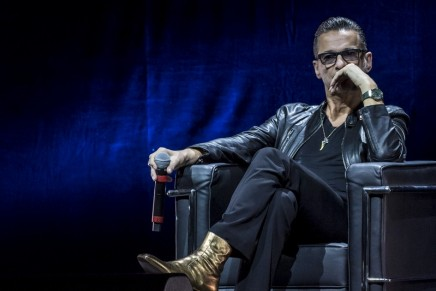 Depeche Mode x Hublot. Fans can look forward to an album, a world tour and a limited edition watch
