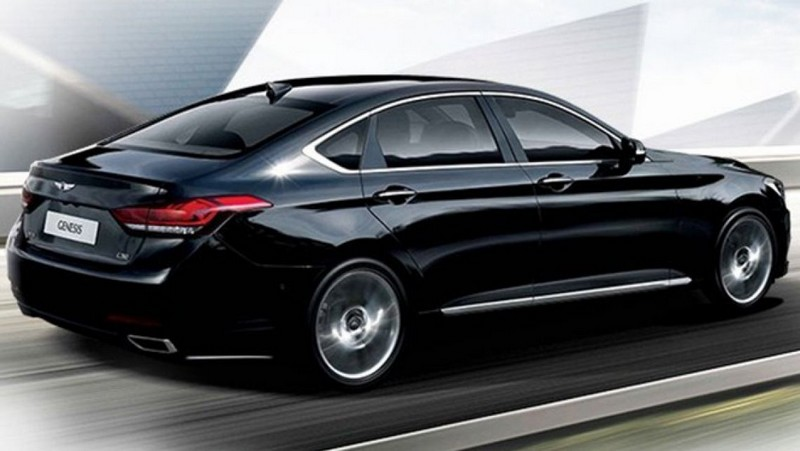 Hyundai's new Genesis brand to deliver 'human-centered' luxury ...