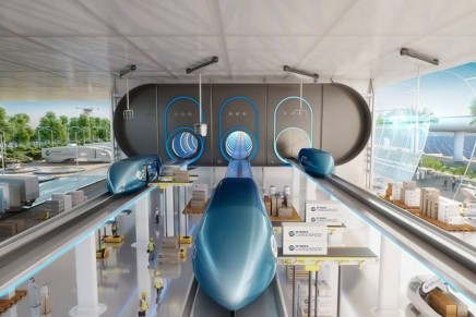 Life in 2030: Hyperloop rail and fully connected smart home systems to become the norm. Survey