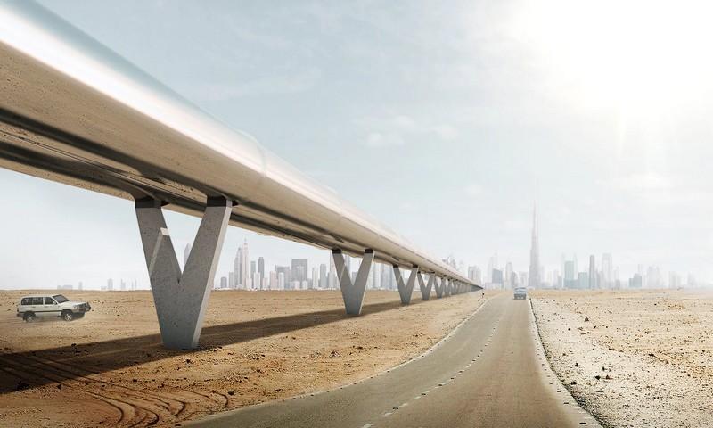hyperloop in the near future