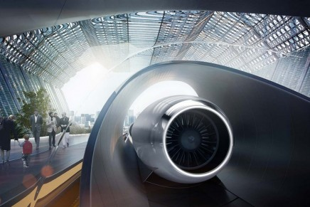 Elon Musk: Boring Company commits to 600mph Hyperloop and tube network