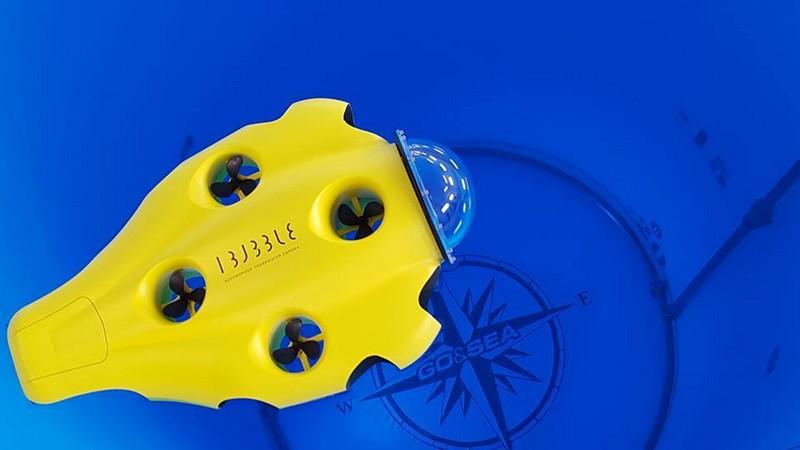iBubble cameras