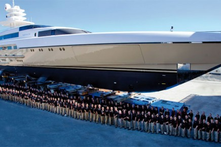 Sun, sea and silver service: what's it like crewing on a superyacht?