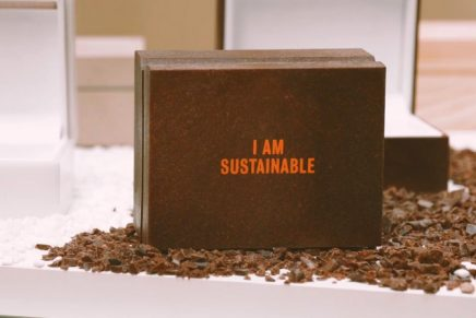 EDITION SPECIALE by Luxe Pack keeps its sustainable packaging theme for a more responsible consumption