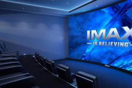 Showboat: billionaire NFL team owner installs Imax cinema on superyacht
