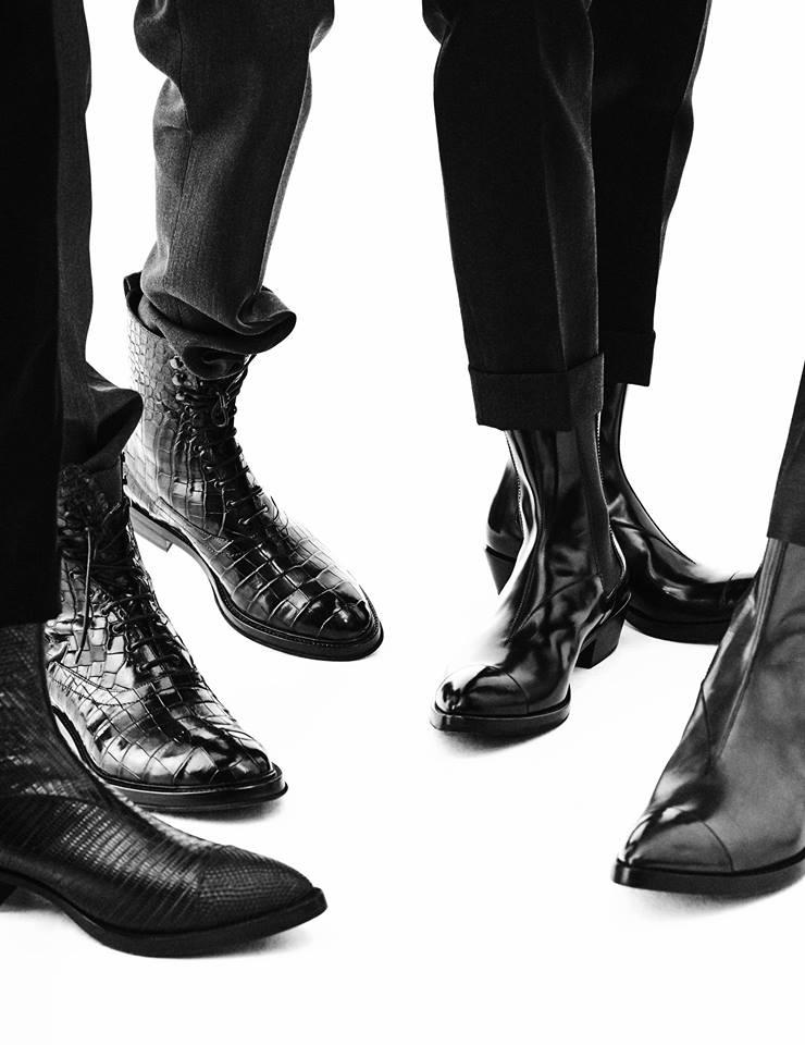 in berluti shoes