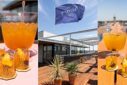 Indigo by Martell or how to view Cognac from a new perspective