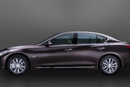 Chinese automotive predilections: First China-only car revealed by Infiniti