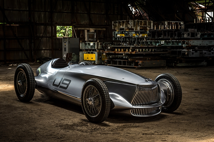 infiniti prototype 9vehicle