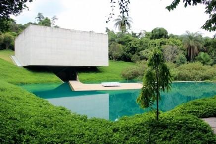 Inhotim, Brazil's giant open-air art gallery