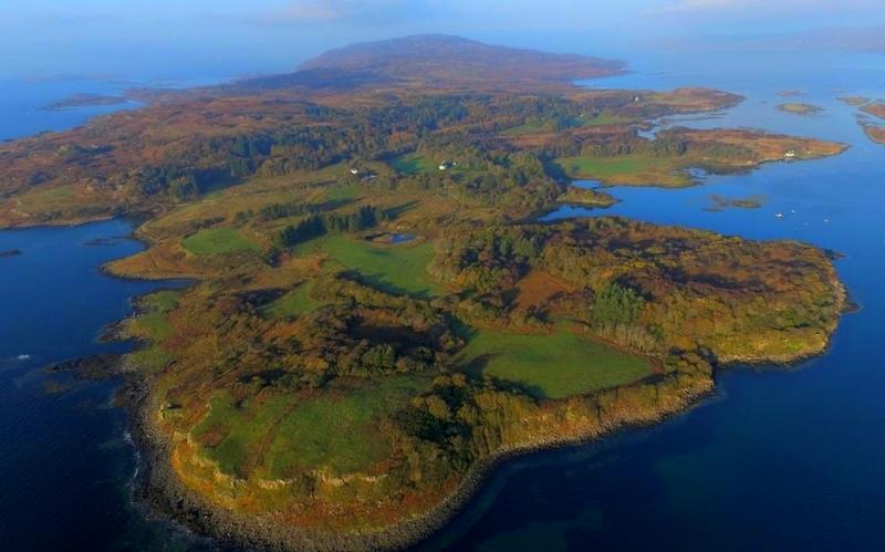 island of ulva
