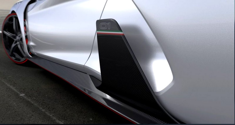 italdesign zerouno supercar details